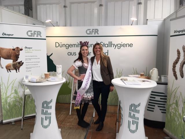 Premiere der GFR auf der MeLa in Güstrow 2019