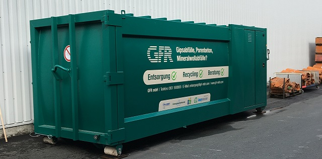 Resulation Presscontainer
